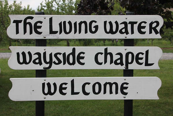 The Living Water Wayside Chapel<br /> 19 September 2015