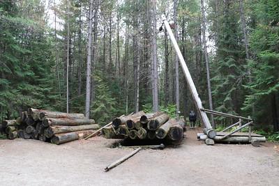 Algonquin Logging Museum 18 September 2019