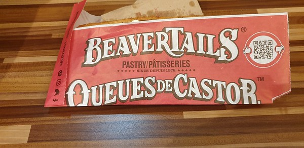 Beavertails in Kingston 13 September 2019