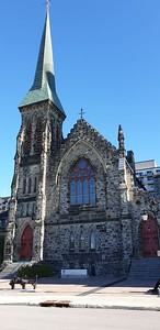 Christ Church Cathedral, Ottawa 17 September 2019
