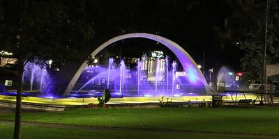 Night time Kingston 13 September 2019