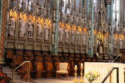 Notre Dame Cathedral Basilica 16 September 2019