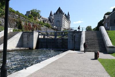 Ottawa Locks 16 September 2019