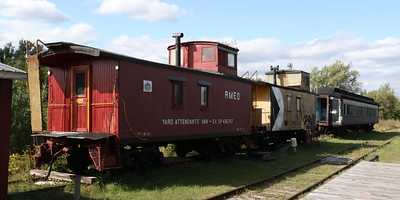 Railway Museum of Eastern Ontario 14 September 2019