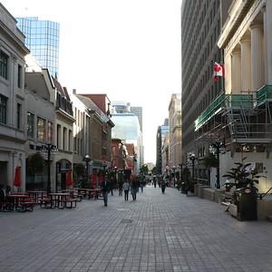 Sparks Street, Ottawa 15 September 2019