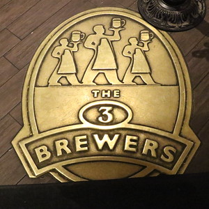 The 3 Brewers, Sparks Street, Ottawa  17 September 2019