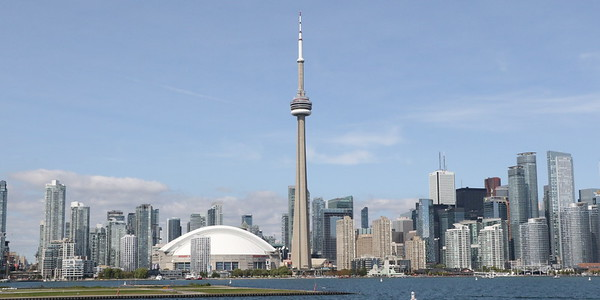 Toronto Harbour Cruise 12 September 2019