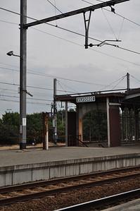 Vertrek station  Vilvoorde