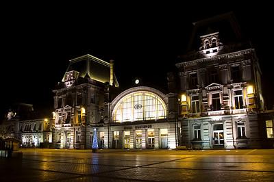 Oostende Station