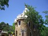 Entrance to Parc Guell