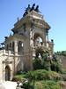 Gaudi fountain