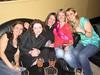 Jo, Evette, Christine, Al and Caroline in Ruby Blue Bar