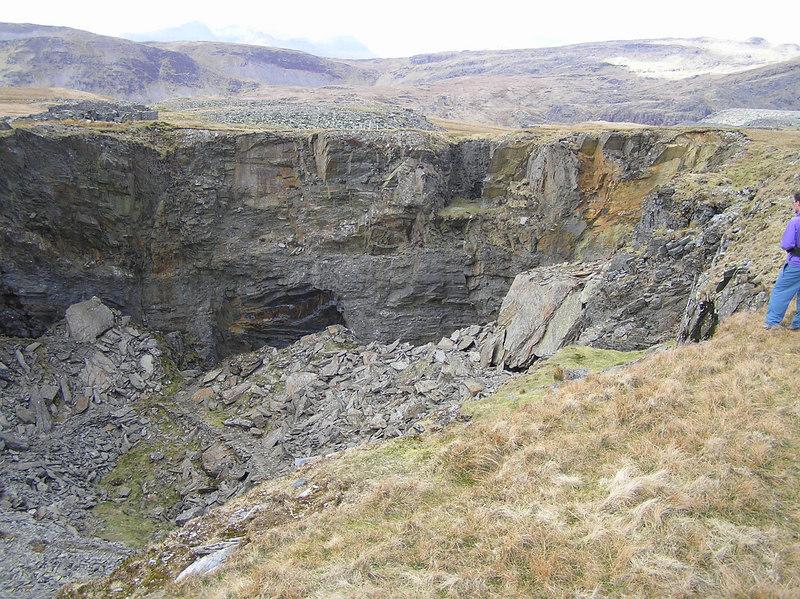 Day 1: Rhosydd mine