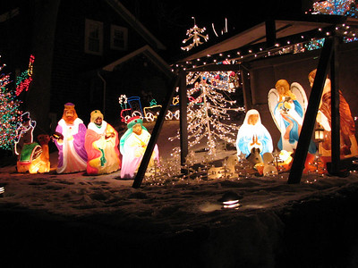Over The Top Christmas Decorations