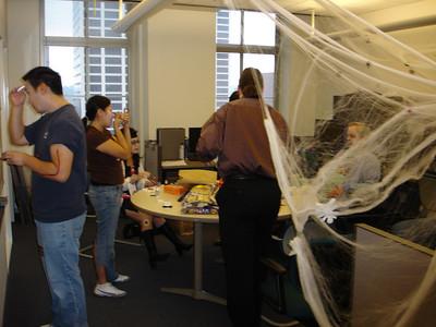 PG&E Halloween 2008
