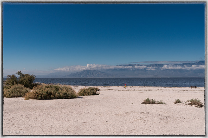 The Salton Sea California