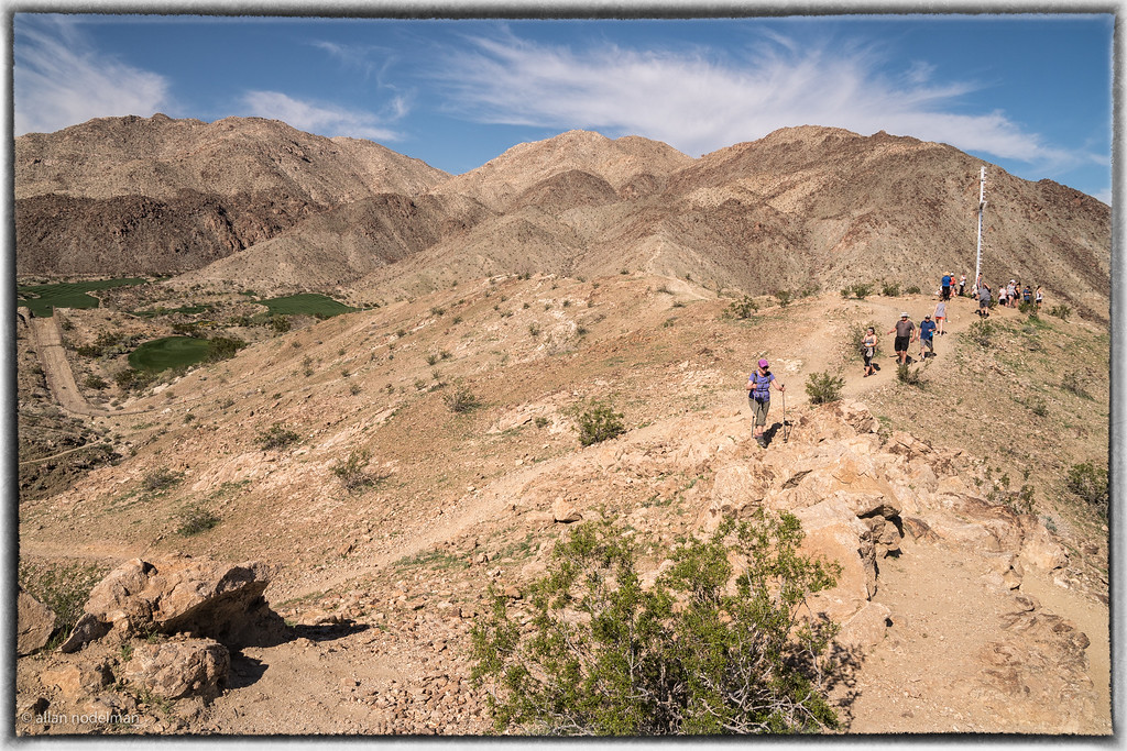 First Hike in Palm Desert