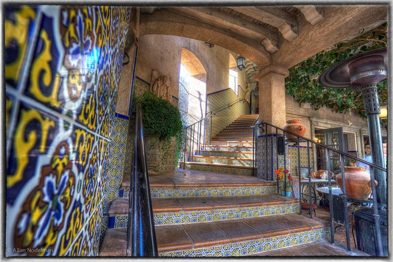 Tlaquepaque Stairway