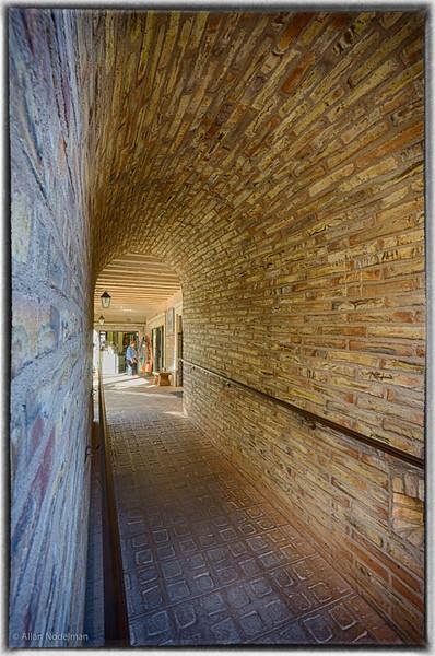 Tlaquepaque Passageway