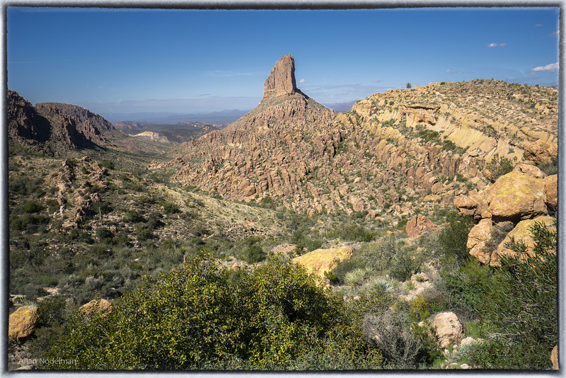 Peralta Trail, Superstition Wilderness (February 27, 2015)
