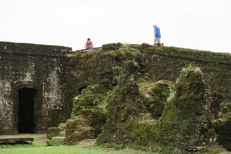Bus Tour to the Caribbean - San Lorenzo Fort 61