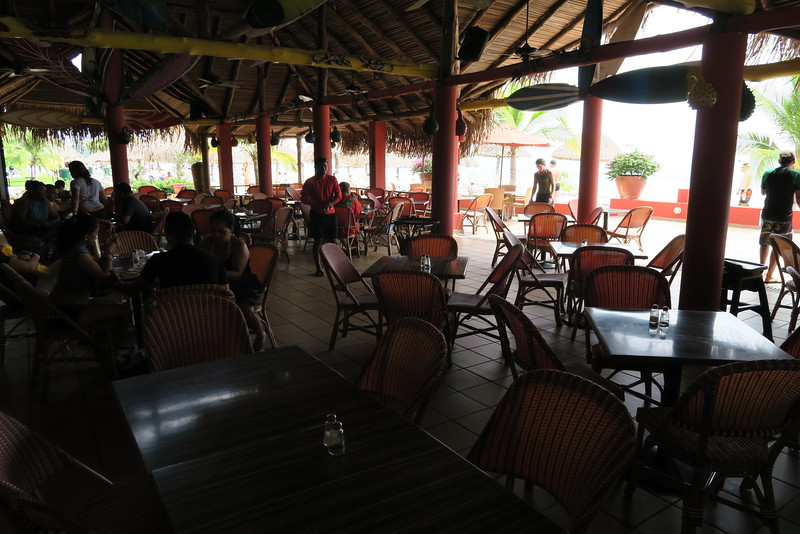 Royal Decameron - 1st Lunch 01