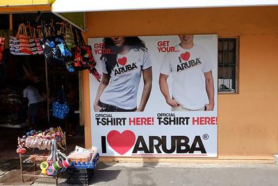 2014 Panama Canal Cruise: Aruba