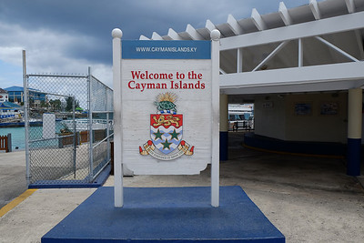 2014 Panama Canal Cruise: Grand Cayman