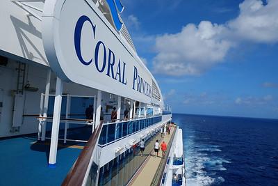 2014 Panama Canal Cruise: Onboard