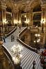 Paris 2013 - Opera - View Down of Main Stairway