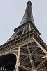 Paris 2013 - Tour Eiffel - View of Base