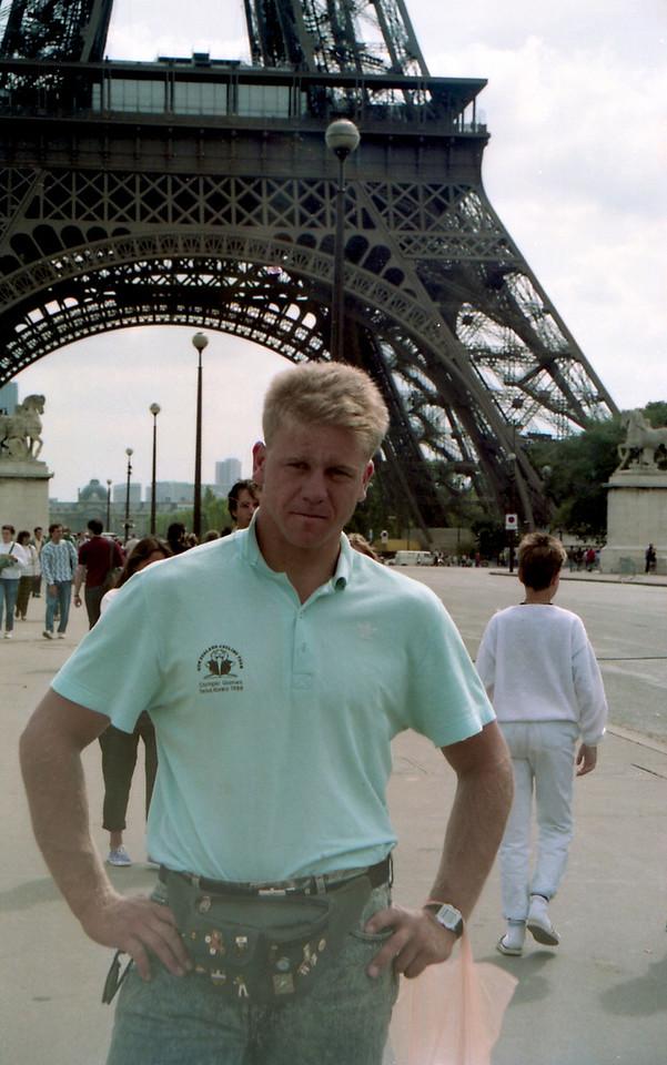 Tony Guess Where Tue 29 Aug 1989?
