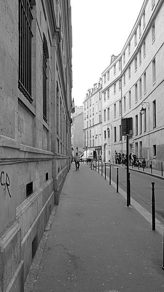 Rue de Charlemagne, Paris Marais