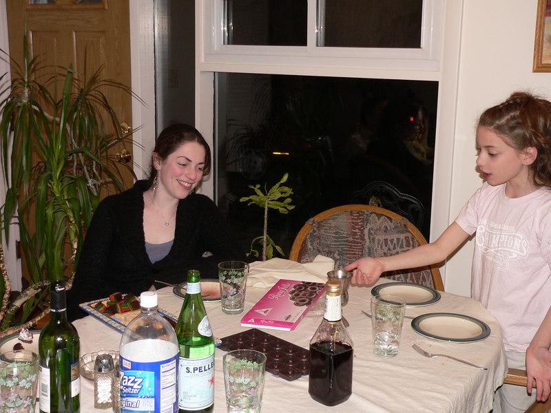 Erica & Elana