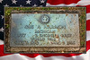 Grave Marker for WWI Veteran Gus A. Harmon