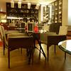 The café / dining area