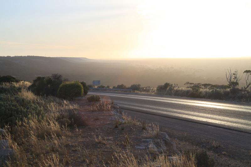 Dawn at Madura Pass WA