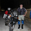 The new BMW riding jacket and pants get their first outing