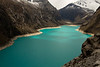 Laguna Paron is the largest lake in Cordillera Blanca and can easily be done as a day trip.