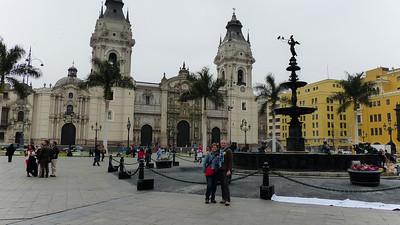 Lima  Plaza de Armas