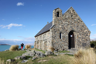 Chapel of the Good Shepherd, Lake Tekapo, New Zealand