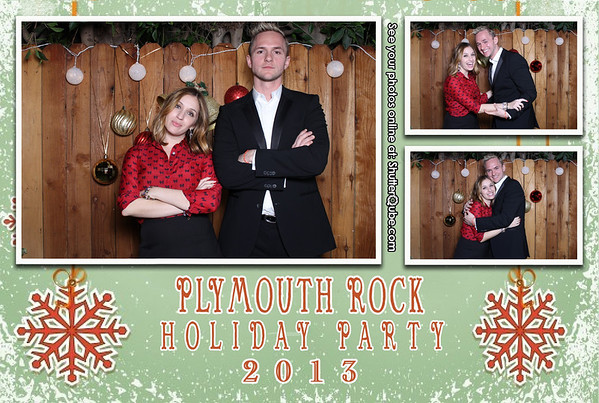 Plymouth Rock Holiday Party 12-14-13