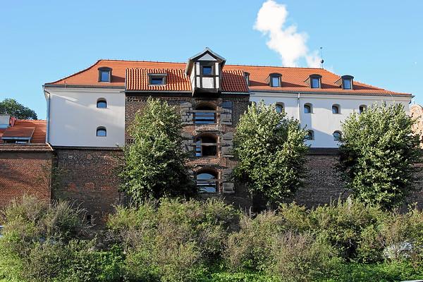 2006-09-08 Poland, Torun, Hotel Spichrz