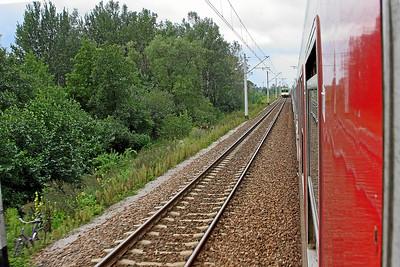 2006-09-08 Poland, Train to Torun