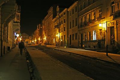 2006-09-11 Poland, Torun, Day 4, Night Scenes