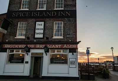 The Union Tavern, Spice Island Inn
