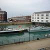 October 2015. Portsmouth, England, UK