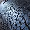 Cobblestones in Prague