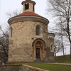 Tiny round church