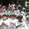 Annual Memorial Day parade at Building Blocks Preschool & Kindergarten. (SUN/Julia Malakie)